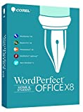 Corel WordPerfect Office X8 Home & Student Edition for PC (Old Version)