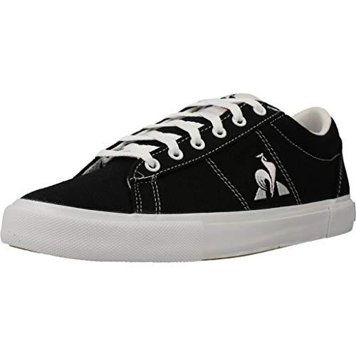 Le Coq Sportif Verdon Plus, Zapatillas Mujer, Black, 36 EU