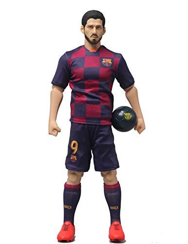 Sockers Luis Suarez 2019/20 FCB Actionfigur (BanboToys 2)