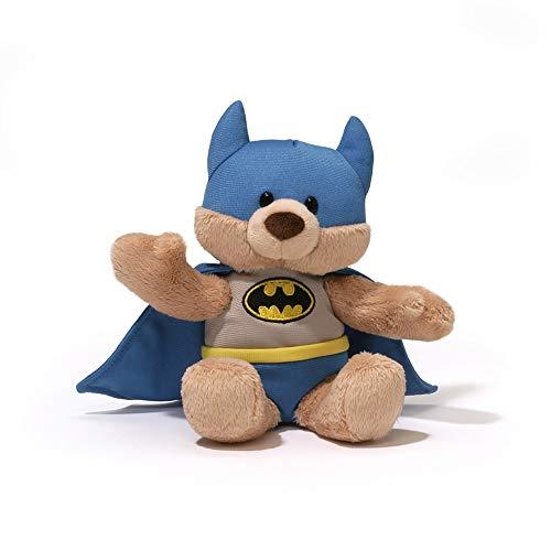 GUND DC Comics Batman Teddy Bear Stuffed Animal Bendable Plush, 8'