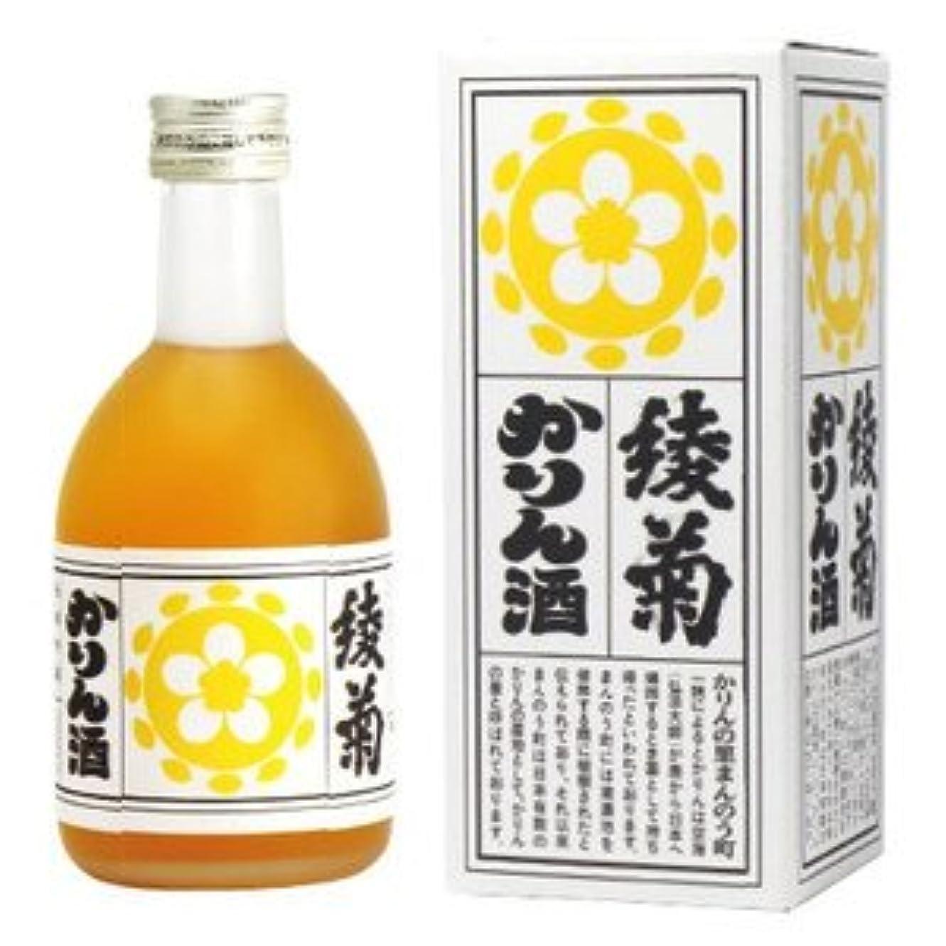 フェードウルルパーツ綾菊 かりん酒300ml