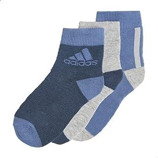adidas Lk Ankle S 3pp Unisex Baby Socks, unisex_baby, Socks
