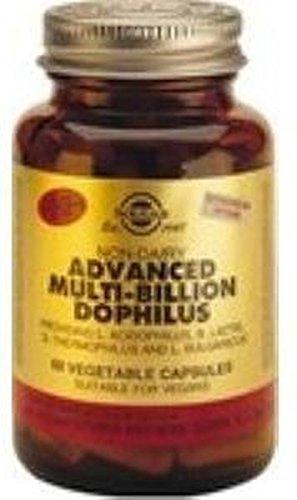 Multi Billion Advanced Dophilus 60Vegetable Capsules, Solgar
