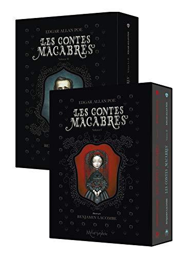 Les Contes Macabres - Coffret T01 à T02 NED