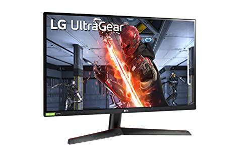 LG 27GN800 68,5 cm (27 Zoll) QHD UltraGear Gaming Monitor (AMD FreeSync, 144 Hz, 1ms GTG), schwarz