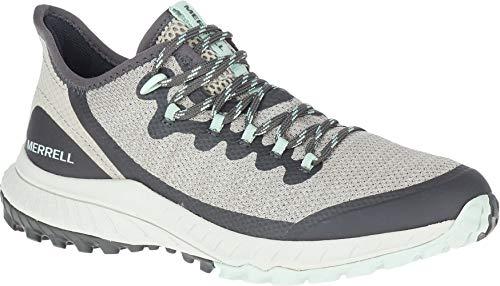 Merrell womens Bravada Hiking Shoe, Aluminum, 7.5 US