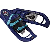 MSR Shift Youth Snowshoes for Teens and Young Adults (Pair), Tron Blue