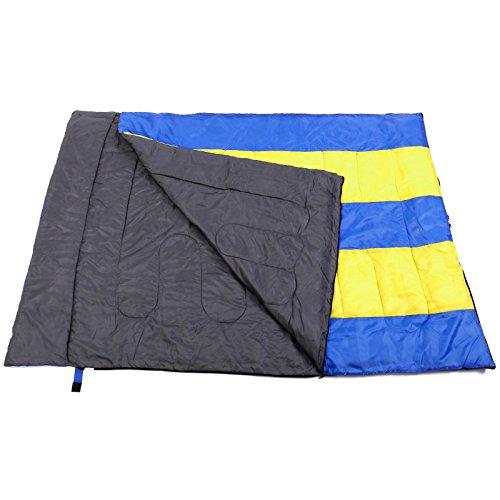 SurePromise One Stop Solution for Sourcing Sac de Couchage Enveloppe Portable Sports de Plein air Randonnée Camping