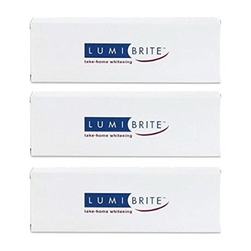 LumiBrite 32% Take-Home Whitening Gel Refill 6 Syringes 2.5 mL EACH