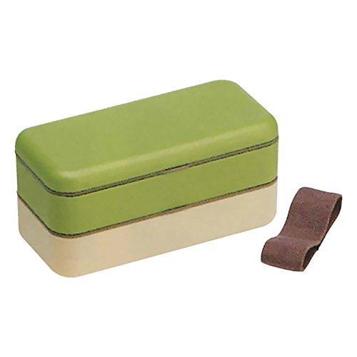 Skater Simple Boîte à Lunch,bento 600 ml SLBW6 Matcha couleur verte