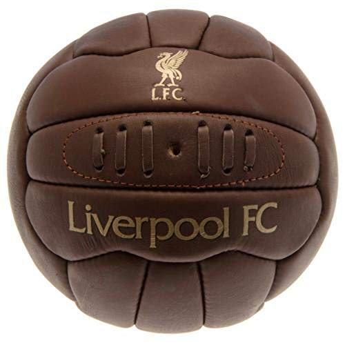 Liverpool F.C. Unisex-Youth LI03478 Heritage - Balón de fú