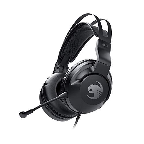 ROCCAT Elo X Stereo Cross-Platform Stereo Gaming Headset, Black
