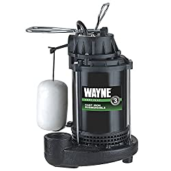 Wayne CDU970 submersible sump pump