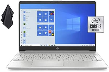 2021 Newest HP Pavilion 15 6 HD Non Touch Laptop Intel Dual Core i3 1005G1 Up to 3 4GHz Beats product image