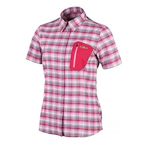 CMP 3c96576 - Maillot para Ciclismo para Mujer, Todo el año, Mujer,...