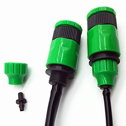 Lai-LYQ Bewässerungsschlauch für Landwirtschaftsbewässerung/Wasserschlauch/Schnellverbinder/Nippeladapter/Gartenwerkzeug