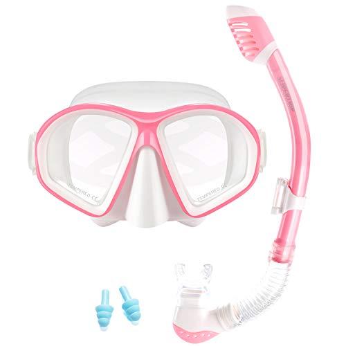 Supertrip Kids Snorkel Set