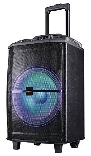 Mediacom M-TRSP90 Altoparlante Bluetooth, Nero