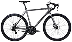 Front and Rear Disc Brakes 700c x 38mm Wide Gravel Tires 14 Speed Wide Range Compact Cranks Fast 700c Aero Wheels