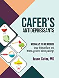 Cafer's Antidepressants: Visualize to Memorize (English Edition)
