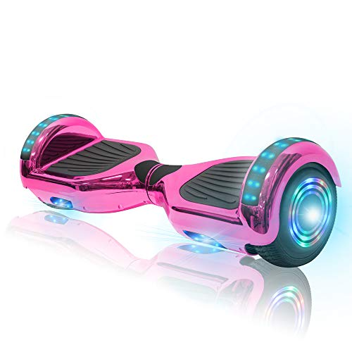 Lowest Prices! NHT 6.5 Matte Electric Hoverboard Self Balancing Scooter with Built-in Bluetooth Spe...
