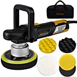 Best Dual Action Polishers - Ginour Polisher, 900W 6-inch Variable Speed Dual-Action Random Review