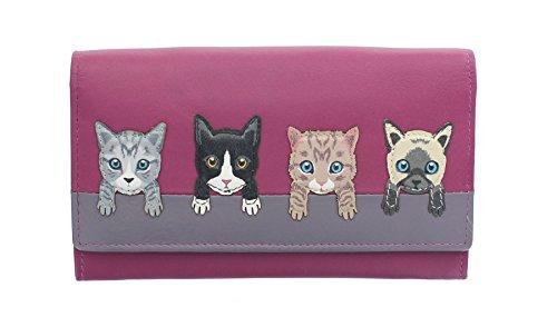 Mala Leather Colección Best Friends Monedero Cuero
