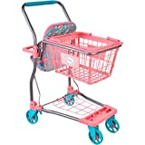 My Sweet Love Play Set Shopping Cart in Pink and Blue, for 2...