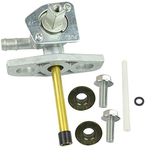 Wai Danie Interruptor de válvula de gasolina de combustible Compatible con 16950-HN1-003 TRX400EX TRX400 TRX450 16950-HN1-003 16950-HM7-003 16950-HM8-003 16950-HN7-003 6950-HP1-A01 16950-HP0-A01.