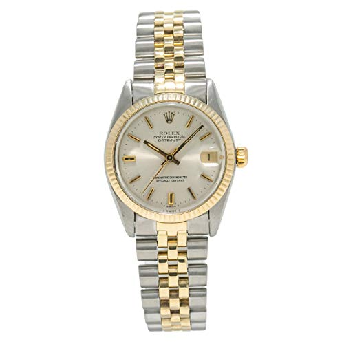 Rolex Datejust Swiss-Automatic Female Watch 6827 (Certified Pre-Owned)