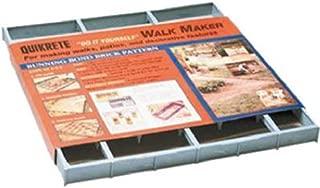 Quikrete 6921-33 Brick Walk Maker - Form-Running Bond Brick Pattern