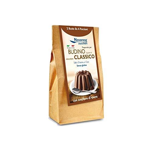 Novarese Zuccheri Preparato per Budino al Cioccolato - 300 gr