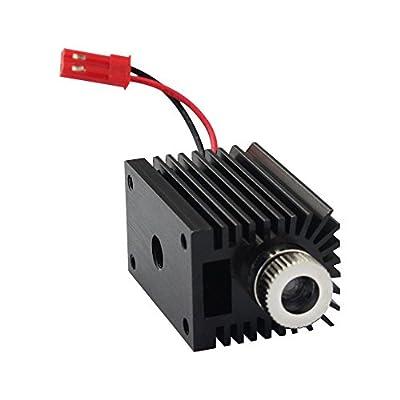 Miniature Laser Engraver Printer , Blu7ive 1000mw USB DIY Art Craft Handicraft Laser Engraving Cutting Machine