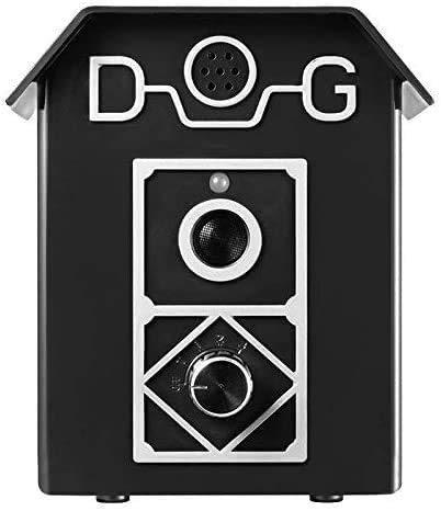 XIAXIA Anti-Bell Gerät, Antibellhalsband, Sicher Hundetrainingsgerät Abschreckung Antibellen, Wiederaufladbarer Erziehungshalsband Hundebellen Abschreckung, Halsband Hundetraining (Kiefer)