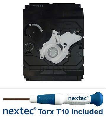Neuf - Sony PS3 Lecteur Bluray - 40, 80, 160 GB Models - (KES/KEM-410 Bloc Optique) + Nextec® Tournevis de Sécurité T10