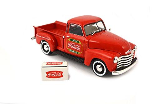 Motor City- Miniature Voiture de Collection, 478104, Rouge