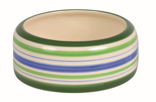 Keramische voedsel/waterbak voor cavia's, 200 ml/ø 11 cm