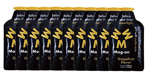Mag-on (マグオン) エナジージェル グレープフルーツ10個セット