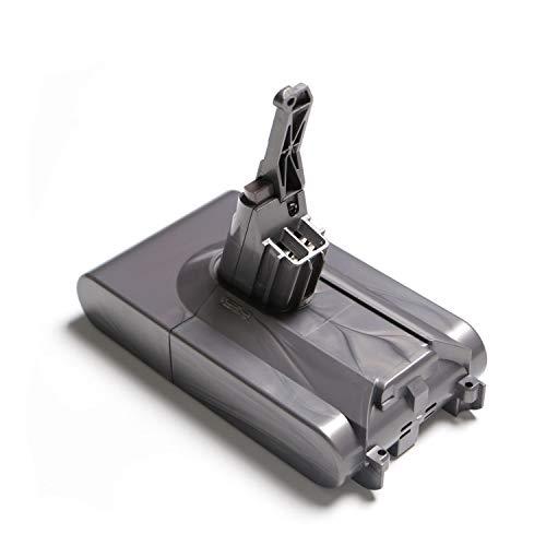 XXDZ Dyson V8 21,6 V 3000 mAh Li-ion-accu compatibel met Dyson V8 Absoluut draadloze stofzuiger handstofzuiger Dyson V8 reserveaccu