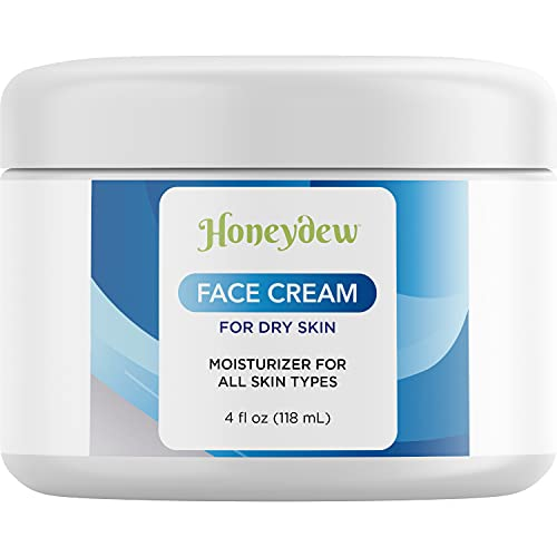 Moisturizing Face Cream for Dry Skin - Facial Moisturizer Wrinkle Cream Anti Aging Face Cream for Women and Men with Coconut Oil for Skin Care - Shea Butter Moisturizer and Anti Aging Face Lotion