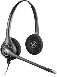 Plantronics SupraPlus HW261N Binaural Headset – Stereo