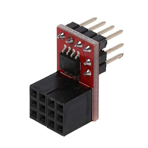 GREEN&RARE 1 módulo de expansión de ventilador de 20 V para impresora 3D Reprap RAMPS 1.4 RRD
