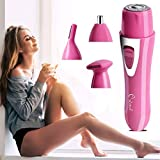 Zofey Painless Electric Shavers,Hair Remover For Women With Facial Removal, Women's Bikini Trimmer,...
