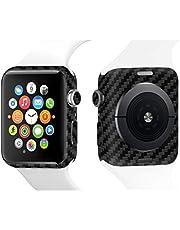 Apple Watch 6. Nesil 44mm İnce Saat Kaplaması Karbon Renk