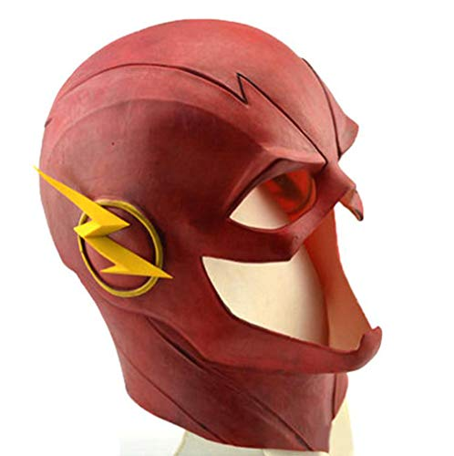 YWPARTY Movie Mask Deluxe Latex Halloween Full Head Mask Movie Cosplay Costume Props Accessories