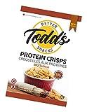 Todd'S Better Snacks Protein Crisps Bbq 33G (Paquete De 40) 1320 g