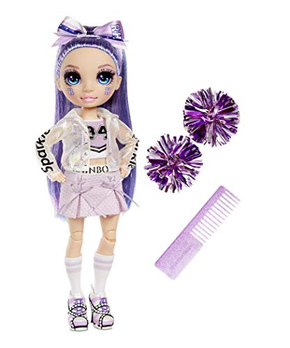Rainbow High Cheer Violet Willow �…