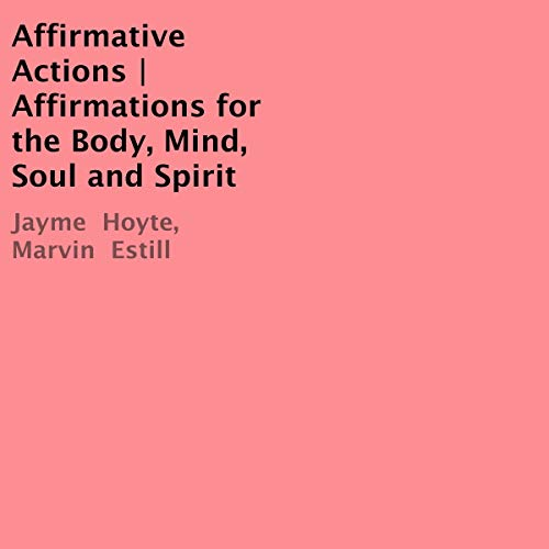 Affirmative Actions audiobook cover art