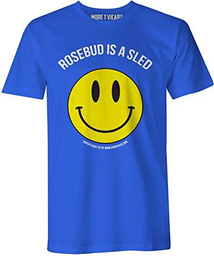 Rosebud is a Sled - HerrenT Shirt