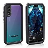meritcase Huawei P20 Pro Hülle, IP68 Wasserdicht Stoßfest Staubdicht Schneefest Ultradünn Leicht...